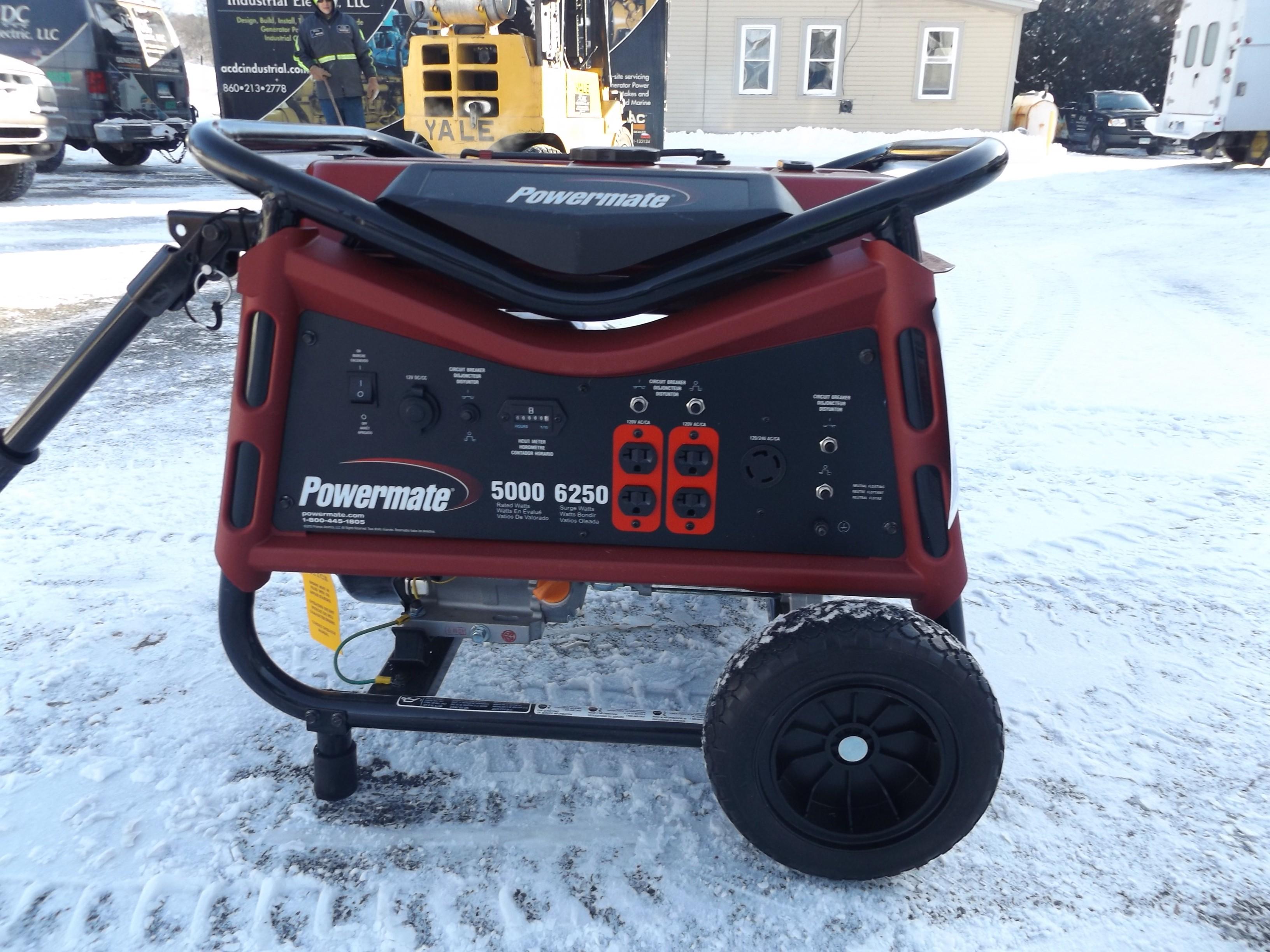Powermate 5000 Portable