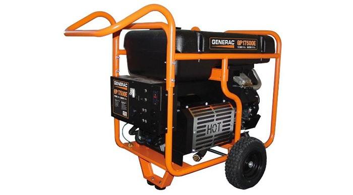 GP17500E Portable Generator